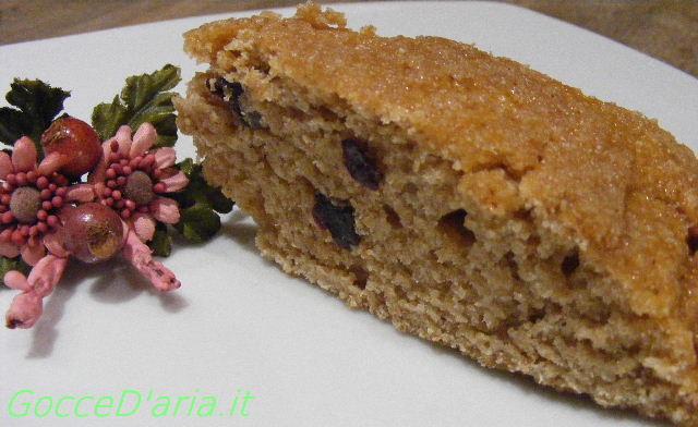 Torta glassata di primavera (a lievitazione naturale)
