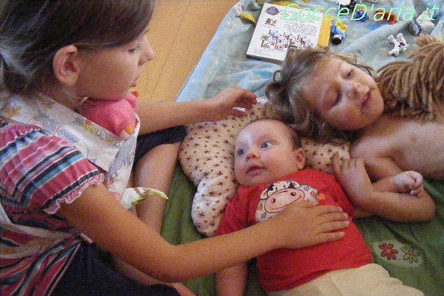 Pannolini lavabili anche per le bambole