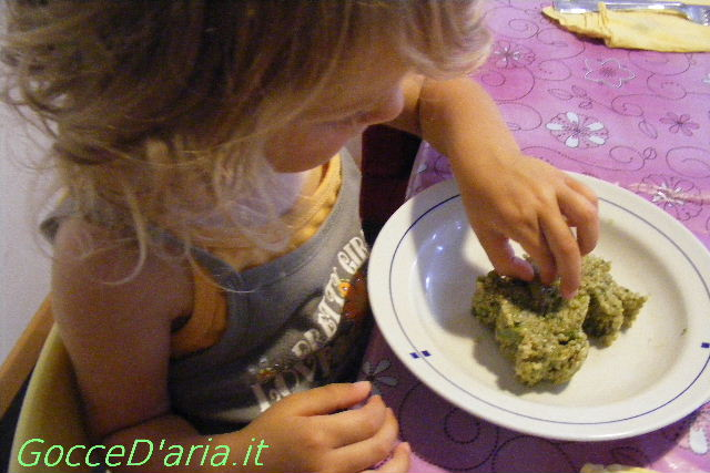 Quinoa in verde