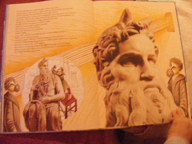 Quel genio di Michelangelo