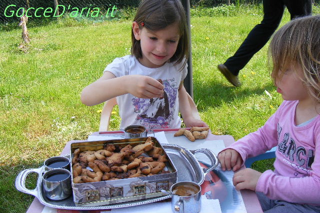 Camille e biscotti per e con i bimbi (a lievitazione naturale)