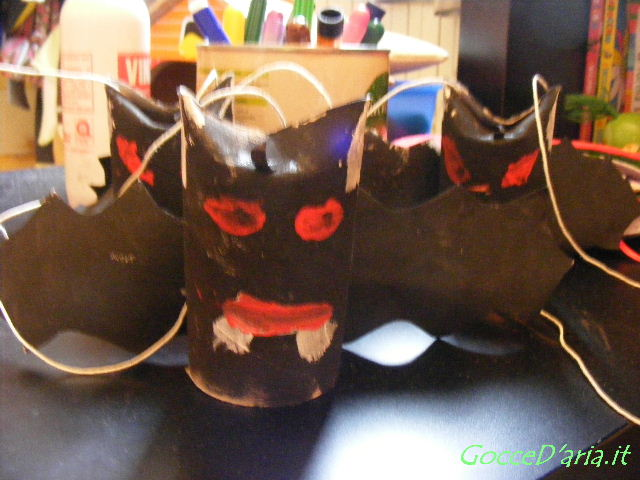 Pipistrelli! (decorazioni birbe-made per halloween)