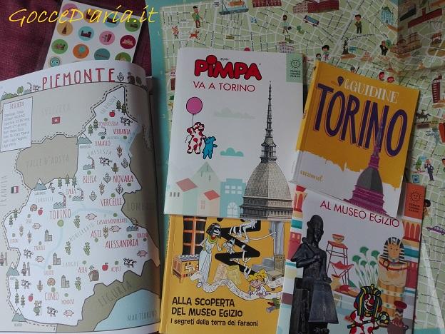 Libri per viaggiare con i bambini: Torino e il Monferrato